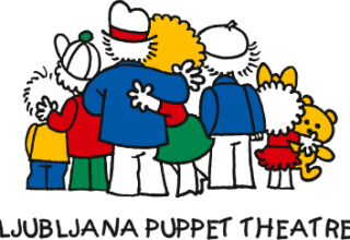 Ljubljana Puppet Theatre, Slovenia, logo