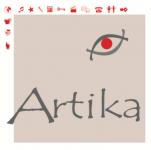 Artika Theatre Company, Greece, logo