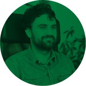 Manuel Marsol portrait, illustrator, Mapping project